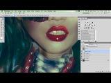 Фотошоп Ретушь Обработка Фото Уроки - Photoshop Professional Photo Retouching Secrets 226