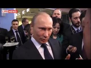 """Бухой Путин обещает нам """"честные выборы"""" в 2012 году"""